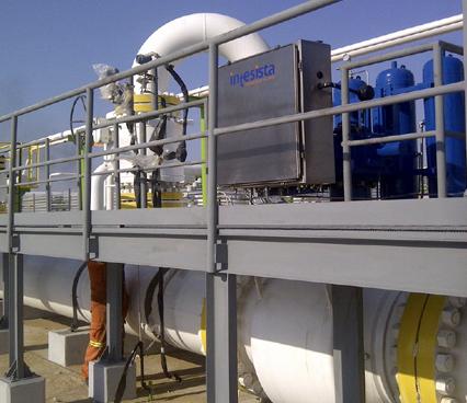 Hydro pneumatic actuators | Intesista